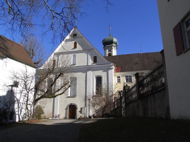 Kloster St. Georg in Isny