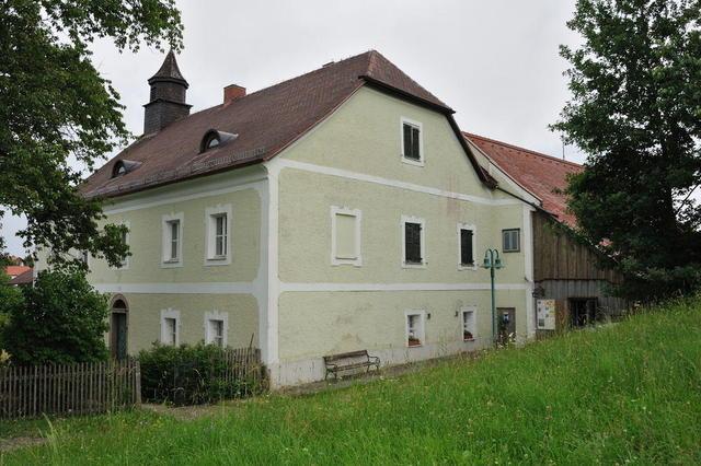 Das Kubin-Haus in Zwickledt