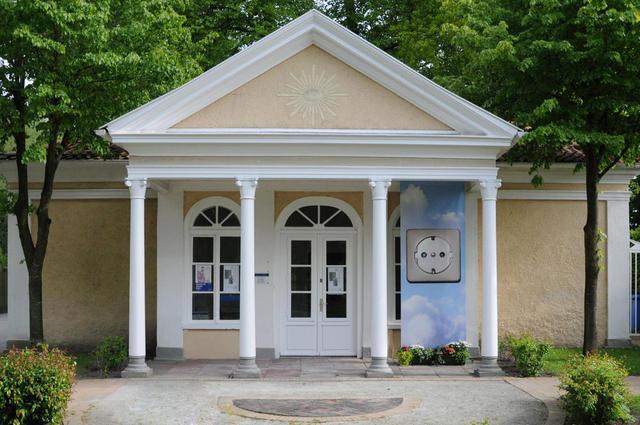 Kunstpavillon im Ellerfeld