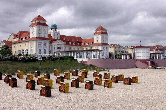 Das Kurhaus Binz