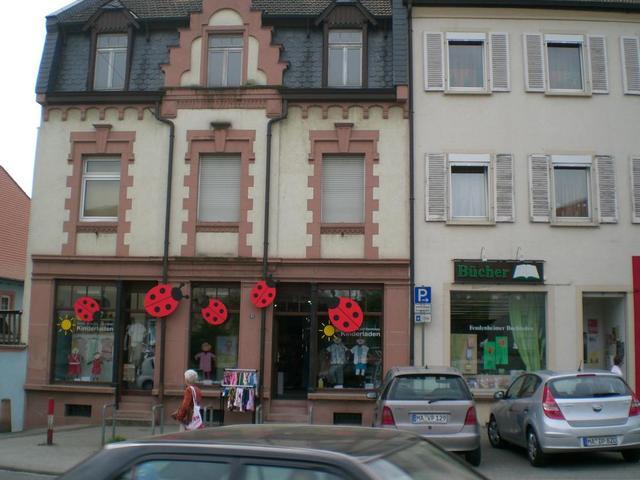 Läden in Feudenheim