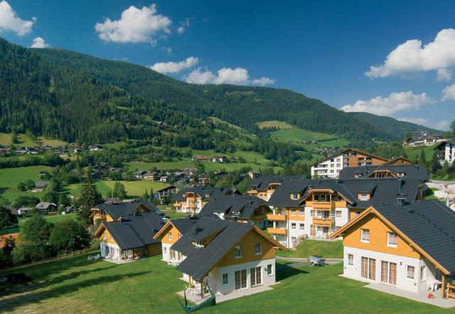 Ferienparkanlage Landal Bad Kleinkirchheim