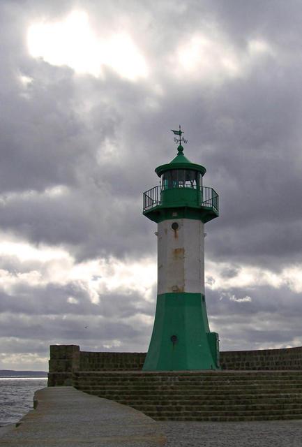 Leuchtturm in Sassnitz