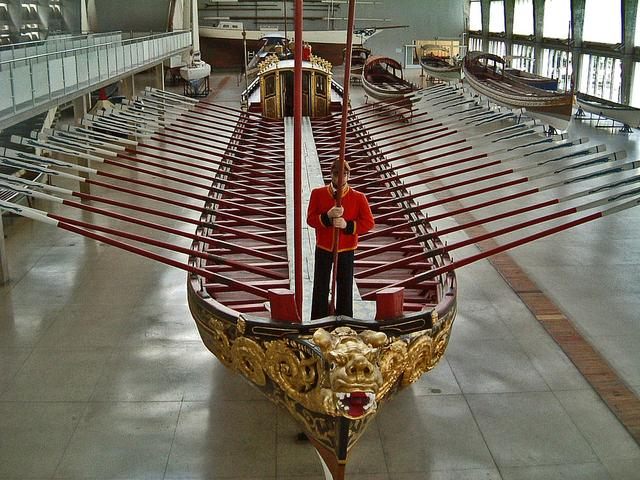 Marinemuseum in Belem