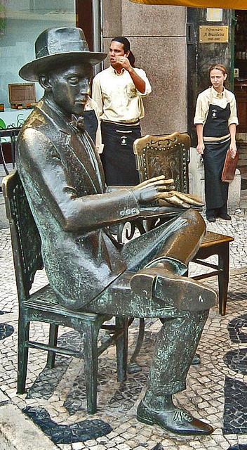 der Spaziergänger Lissabons - Fernando Pessoa