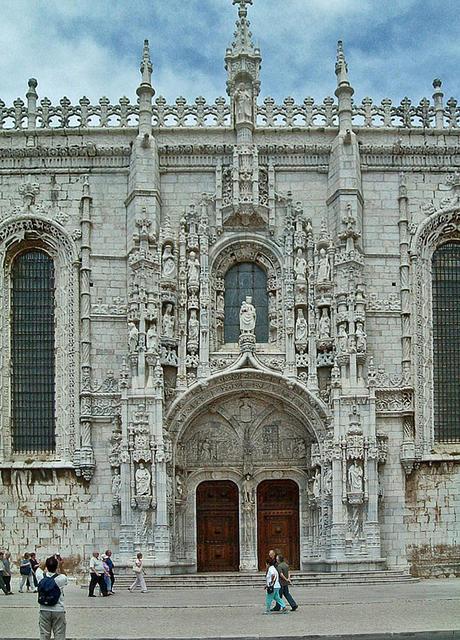 Kloster Mosteiro dos Jeronismos in Belem