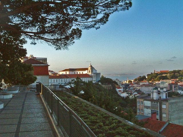 die Festung Castello de Sao Jorge
