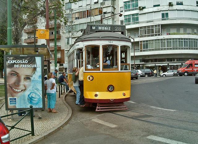 Straßenbahnlinie 28