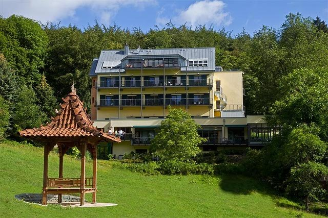Literaturhotel Franzosenhohl in Iserlohn