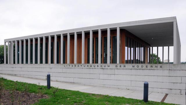 Das Literaturmuseum der Moderne