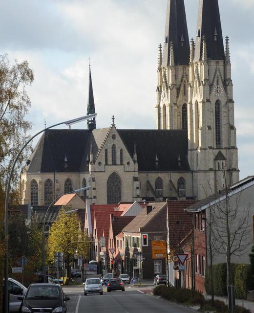 Der Ludgerus-Dom in Billerbeck