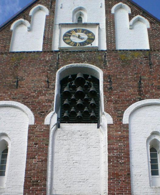 Glockenspiel der Ludgerikirche