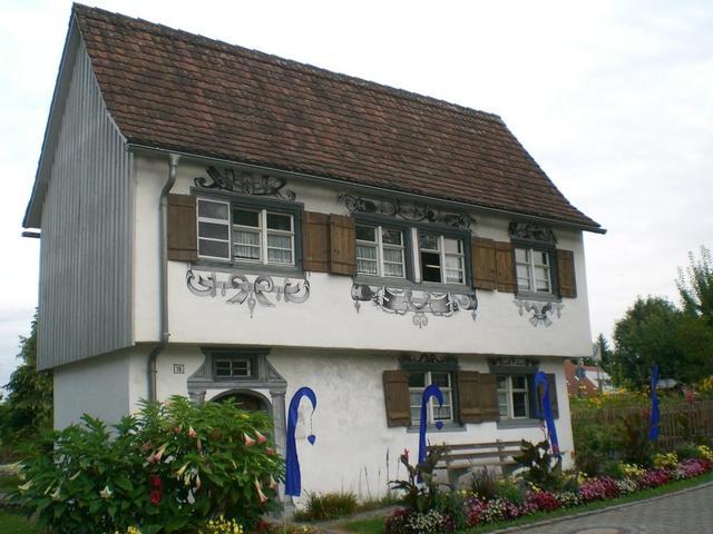 Das ehemalige Mägdehaus