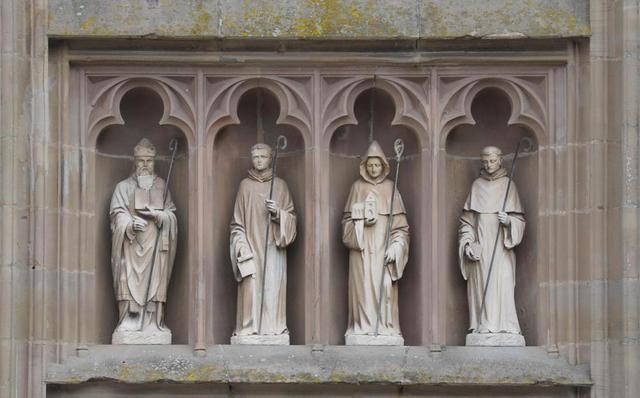Figurengruppe Mariawald