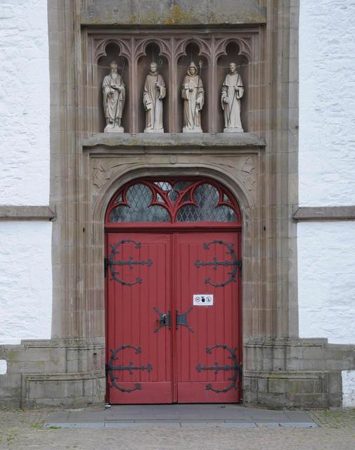 Kirchenportal Mariawald
