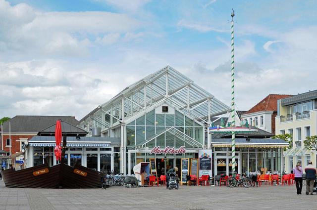 Die Markthalle Aurich