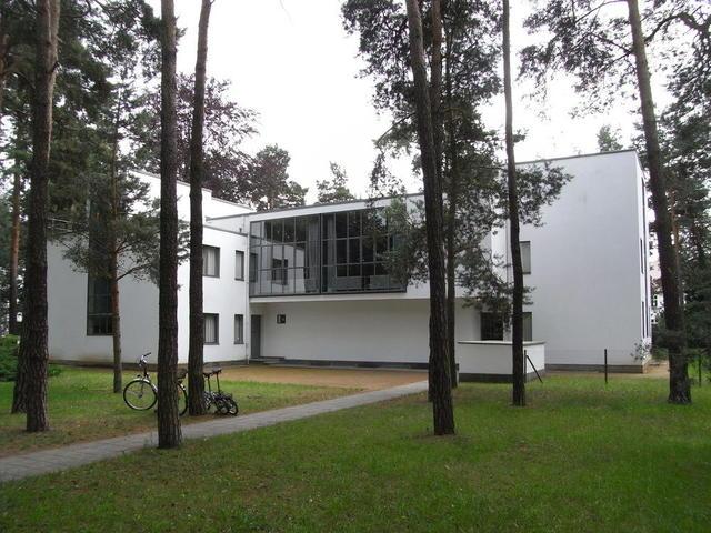 Meisterhäuser in Dessau