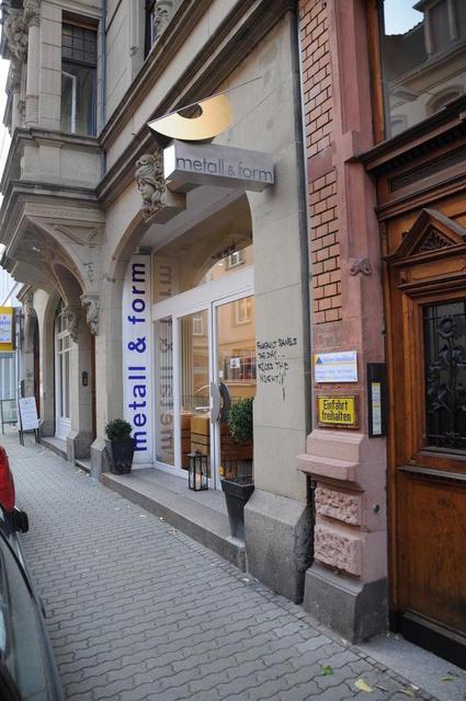 Metall & Form in Heidelberg