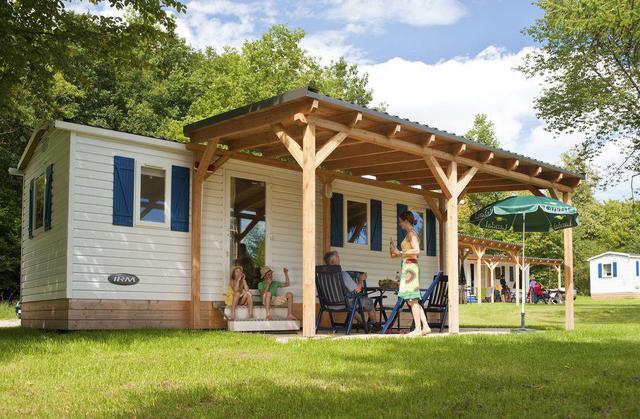 Mobilheime im Ferienpark Landal Hochwald