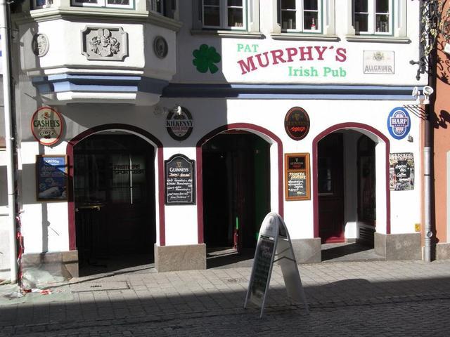 Murphy's Irish Pub in Isny