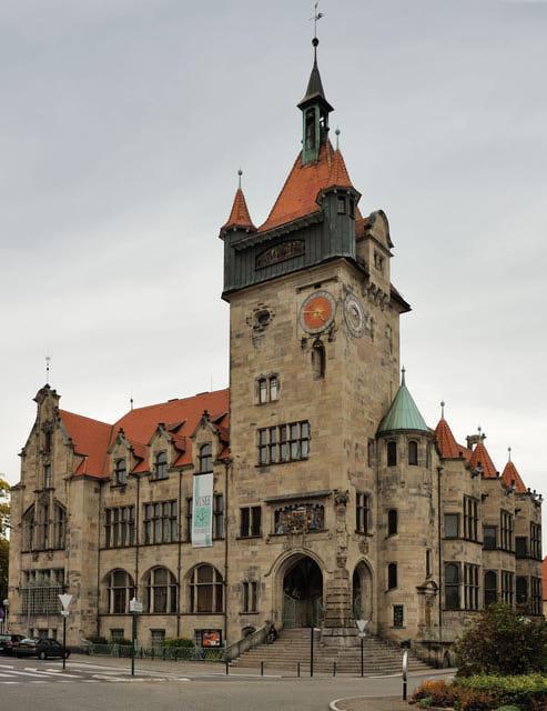 Das Geschichtsmuseum