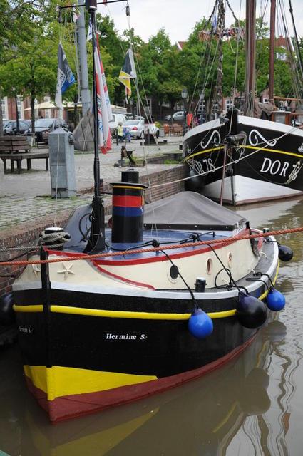 Motorsleepboot Hermine S.