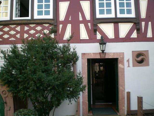 Das Restaurant zum Ambtman