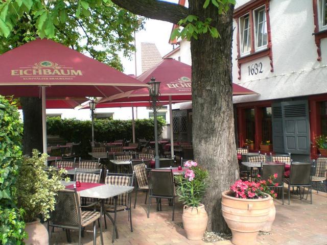 Mannheims ältestes Gasthaus Zum Ochsen in Feudenheim