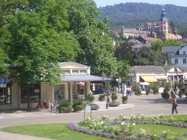 Das Oelhandelskontor im wunderschönen Baden-Baden