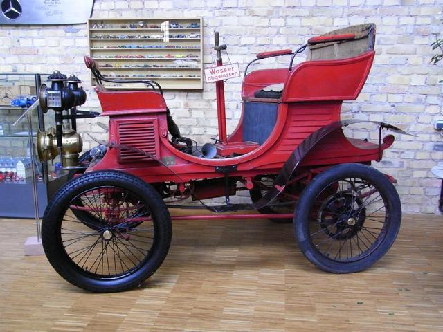 Oldtimer im Automuseum Dr. Carl Benz
