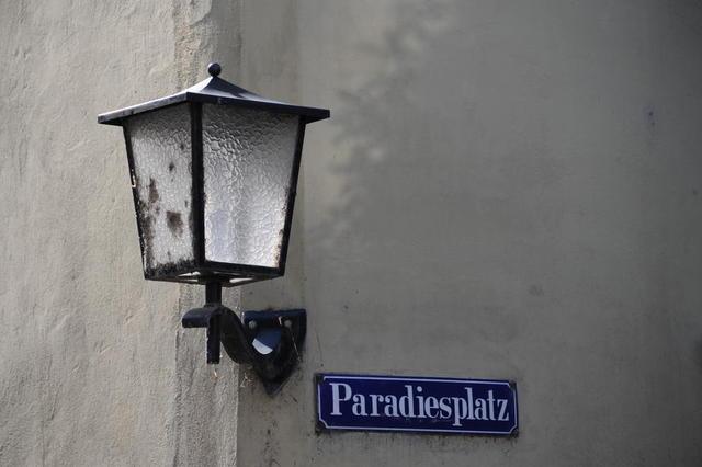 Paradiesplatz in Lindau