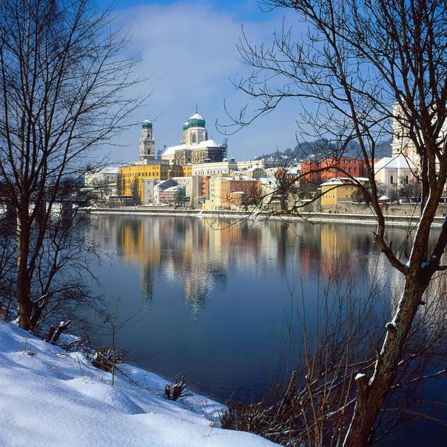 Passau im Winterzauber