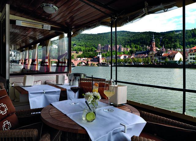 Restaurantschiff Patria