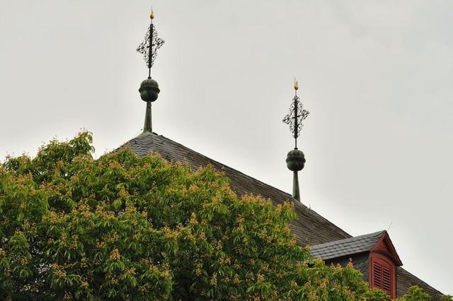 Kreuze der Paulskirche