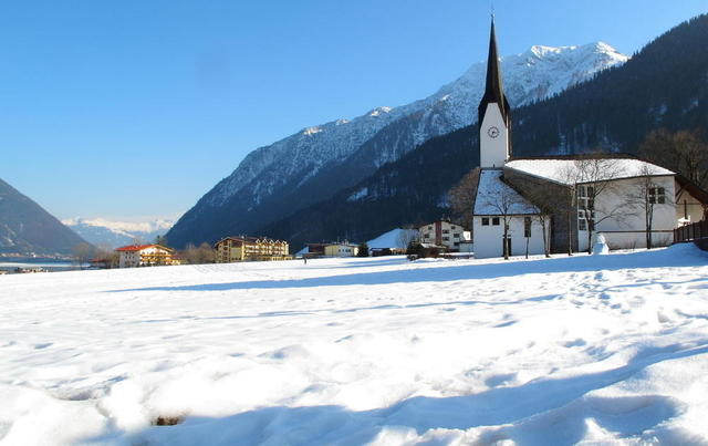 Pertisau, Pfarrkirche
