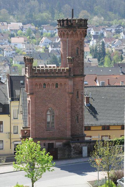 Der Jagdturm