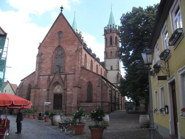 Katholische Kirche in Ladenburg