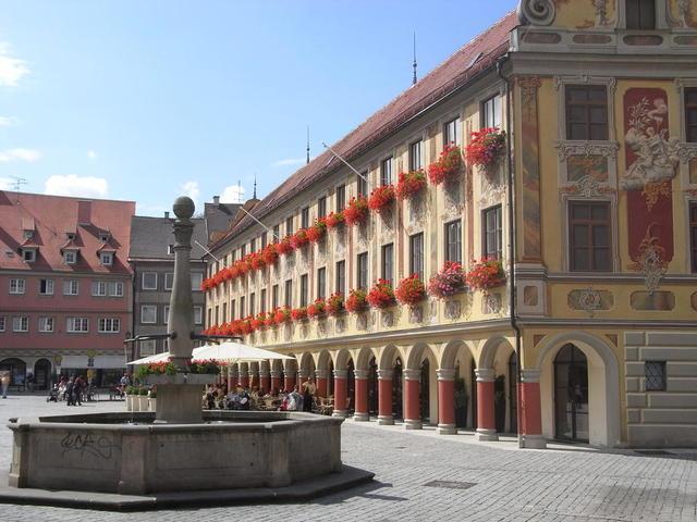 Memmingen Marktplatz