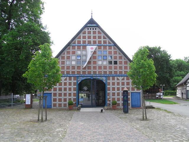 Eingang zum Rundlings-Museum