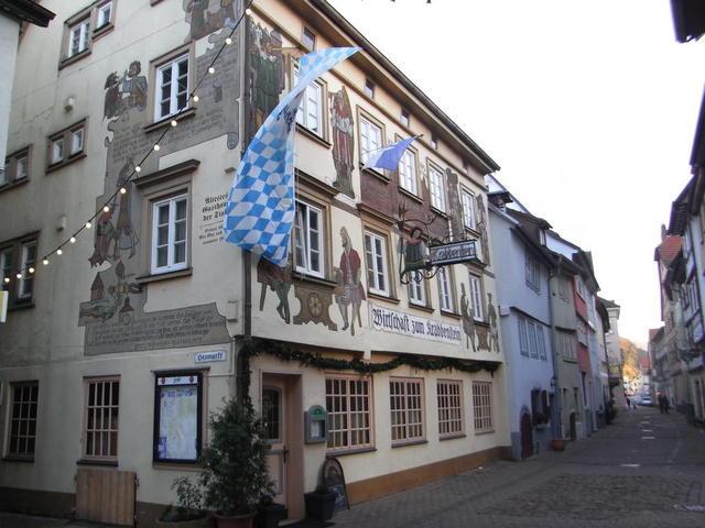 Das älteste Gasthaus in Eberbach