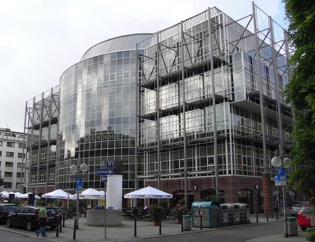 Das Mannheimer Stadthaus