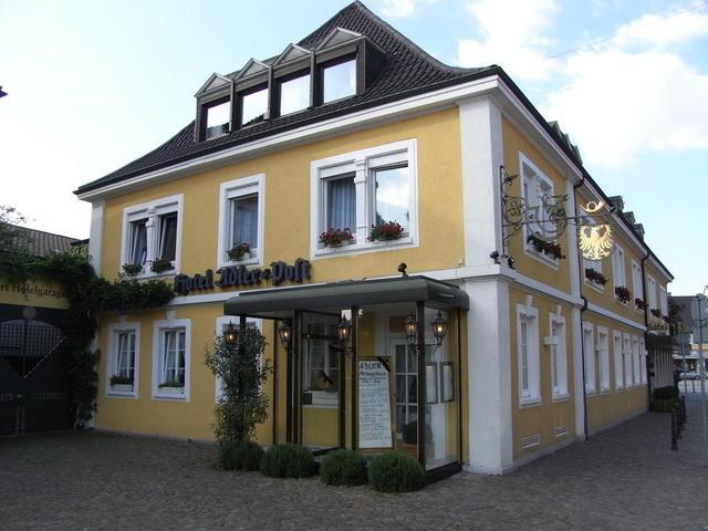 Gasthaus Adler Post Schwetzingen