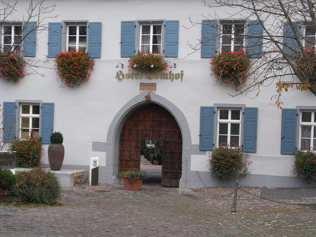 Hotel Domhof in Speyer