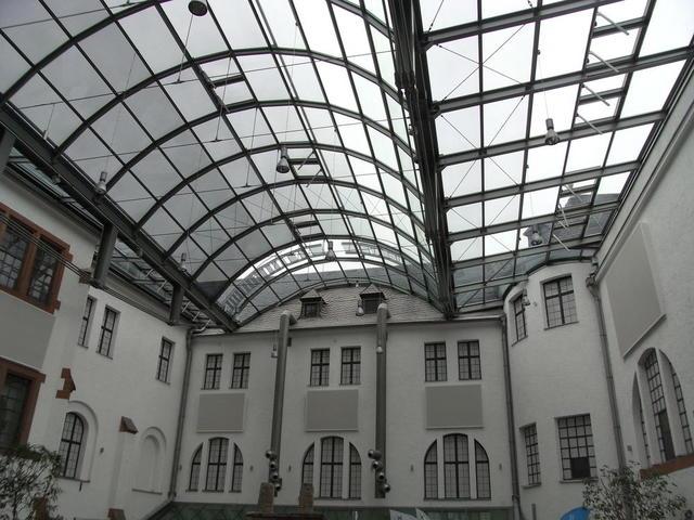 das Forum im Historischen Museum der Pfalz Speyer
