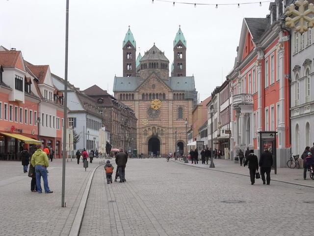 Der Speyerer Dom