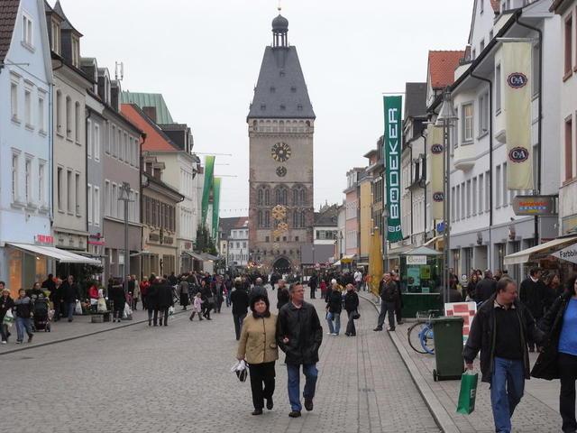 das Altpörtel in Speyer
