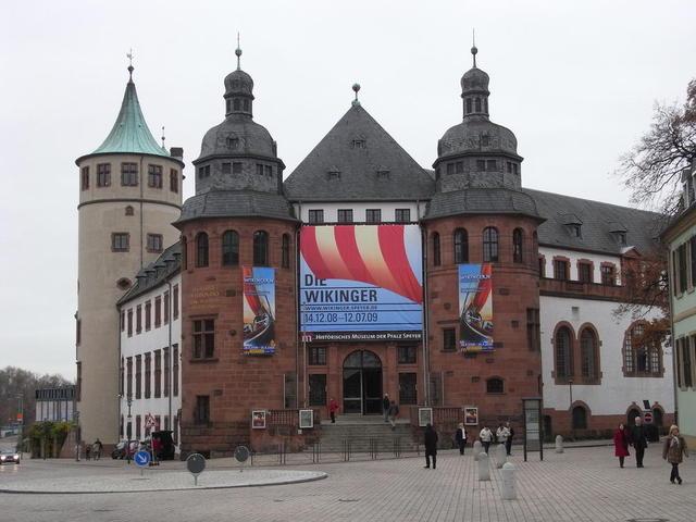 das Historische Museum der Pfalz in Speyer