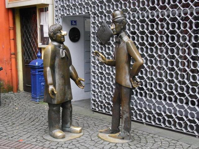 Kölner Originale: Tünnes und Schäl