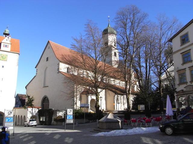 Nicolaikirche mit Turm