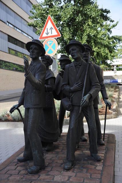 Das Rassler-Denkmal